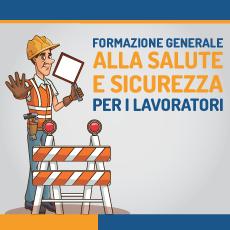 Formazione generale alla salute e sicurezza per i lavoratori
